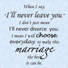 This is perfect! I love my hubby with all my heart.