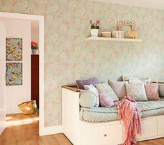La casa de los mil trucos de estilismo · ElMueble.com · Casas