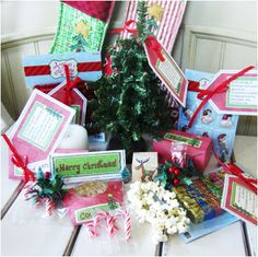 12 Days of Christmas- send a tree decoration each day