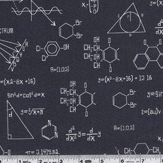 Science Fair - Chalk Board - Grey