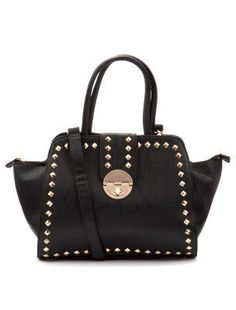 Studded Winged Tote<3