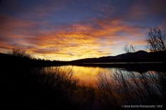 Big Bear Sunrise