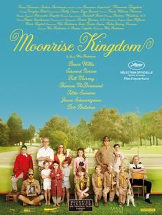 Directed by Wes Anderson. With Jared Gilman, Kara Hayward, Bruce Willis, Bill Murray. A pair of young lovers flee their New England town, which causes a local search party to fan out to find them. Kara Hayward, Bon Film, Film Serie, Edward Norton, Moonrise Kingdom, Bill Murray, Bruce Willis, Holden Caulfield, Scouting