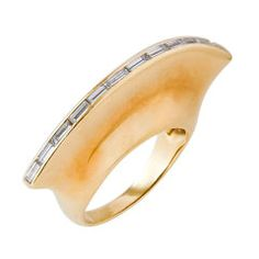PALOMA PICASSO for TIFFANY & CO Mohawk Ring at 1stdibs