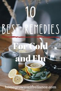It's cold and flu season! Do you know how to make yourself feel better, fast? Here are the 10 best remedies for cold and flu, to help you get back on your feet faster. Natural Cough Remedies, Flu Remedies, Cold Home Remedies, Natural Health Remedies, Natural Cures, Herbal Remedies, Holistic Remedies, Natural Healing, Holistic Healing