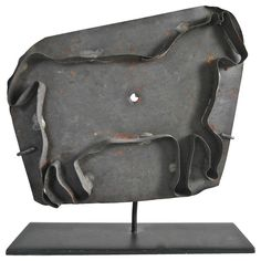 Large Horse Cookie Cutter, $275.00