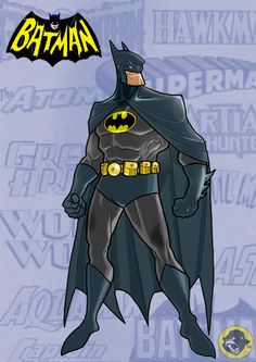 DC COMICS PRESENTS: BATMAN