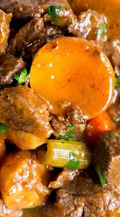 Instant Stew (Instant Pot Beef Stew)