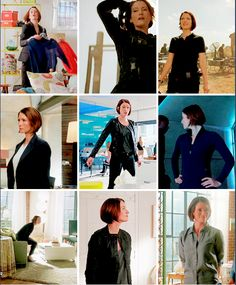 Alex Danvers appreciation post: I really like her outfits. It's so simple and comfy.