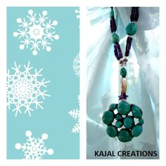 First day of winter!! Stay snug & shop at www.kajalcreationsjoolry.com