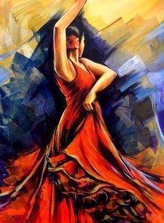 Galya Bukova, paintings - ego-alterego.com