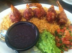 Shrimp Bravo is definitely one of our favorites!