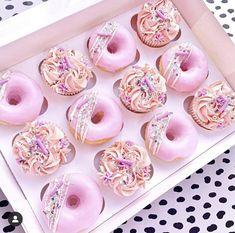Doughnuts, Desserts, Food, Box Lunches, Tailgate Desserts, Deserts, Essen, Postres, Meals