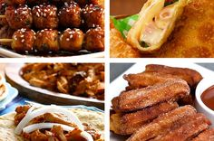 Street Food Recipes From Around The World