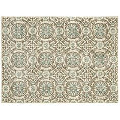 Mohawk® Home Refinements Pirie Medallion Rug