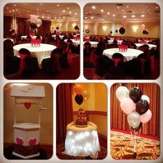 #nicheevents #hiltonhotel #hiltonswindon #blackchaircovers #pink #balloons #starlight #cake #balloons #sweet16 #swindon #birthday #eventplanner #eventstylist #venuedresser #birthday #picoftheday #photooftheday  #instalike