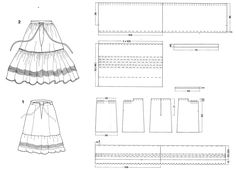 FolkCostume&Embroidery: Costume of Gorenjska, Slovenia Sewing Paterns, Costume Patterns, Slovenia, Fasion, Costumes, Embroidery, Cover, Petticoats, Traditional