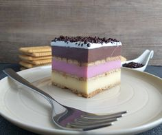 Polish Cake Recipe, Deli, Rum, Cake Recipes, Sweets, Ethnic Recipes, Pretty, Food, Easy Cake Recipes