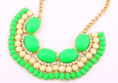 En #navidad # #collares #estrena los #collares de @Gsc Moda en variedad de #colores #regalos #diciembre #collar