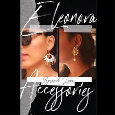 Visit us for all types of jewellery.  Instagram: eleonora_accessoriez Spread Love, Start Writing, Diamond Earrings, Fashion Accessories, Jewellery, Womens Fashion, Instagram, Jewelery, Jewelry Shop