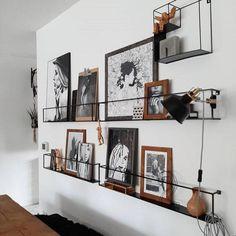 Inspiring Wall Decor Ideas for Your Living Room In 2020 Living Room Decor, Bedroom Decor, Room Furniture Design, Wall Shelves Design, Cool Apartments, Modern Wall Decor, Home Decor Styles, Home Accessories, Interior Design