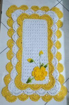 Show, Free Crochet, Blanket, Crochet Carpet, Farmhouse Rugs, Crochet Leaves, Round Shag Rug, Manualidades, Crocheting