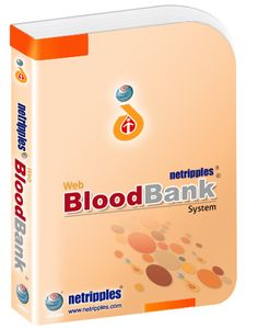 Netripples Web Blood Bank Software is a comprehensive solution designed to automate the activities of the Blood Bank. It is designed with a easy-to-use user interface. System has the capability to administer the total enterprise & efficiently manage information. The system is designed modularly. Integrating modules and adding users allows the flexibility of the user to plan implementation in phases.Donor Management Module...read more... https://www.netripples.com/WebBloodBank_ReadMore.aspx