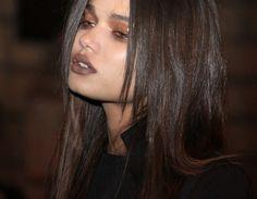 90s brown makeup
