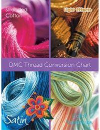 DMC CONVERSION CHARTS