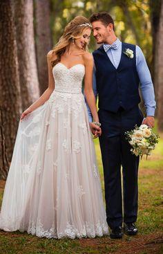 Style 6466, Stella York #wedding #dresses