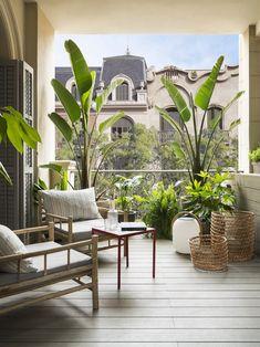 Une maison espagnole rénovée par une designer d'intérieur - PLANETE DECO a homes world