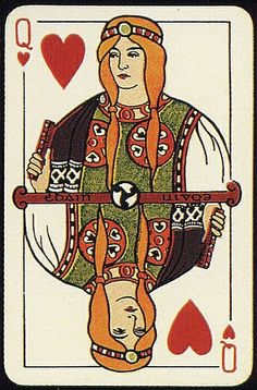 """Fenell"" - Irish Playing cards Manufacturing Co. - 1910"