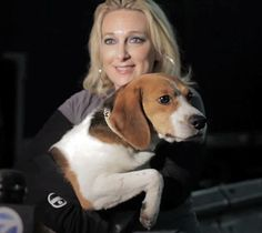 The Beagle Freedom Project - worth watching the video--- most commonly used dog for animal testing is Beagles... poor relatives of Arlene.