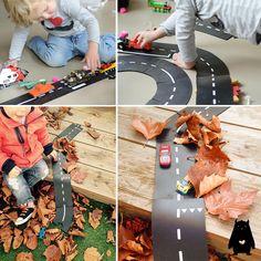 Winnen: Way to Play autobaan set! - Oh yeah baby!