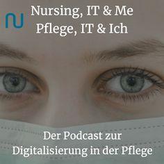 """In der aktuellen Folge hören Sie neben den News aus der #Pflege & #IT, auch von einer App der Fa. Cliniserve. Diese """"Patientenklingel 4.0""""-App entlastet heute schon #Pflegefachkräfte in Kliniken. Wie? Das erfahren Sie jetzt im #Podcast 😉"""