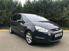 Ford S-MAX 2.0 TDCi 163 Titanium Powershift Auto, FULL FORD HIST, PAN ROOF, NAV MPV For Sale in Coalville, Leicestershire | Preloved