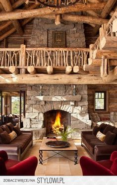 Cozy and Rustic Cabin Style Living Rooms 2019 Excellent Cabin Living Rooms Beautiful Home theater Stage Inspiring Sweet Home, Style Rustique, Log Cabin Homes, Log Cabins, Cabins And Cottages, Rustic Design, Rustic Decor, Rustic Style, Farmhouse Style