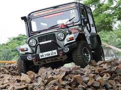 Mahindra Thar Images | Thar Photos, Off Road SUV Images