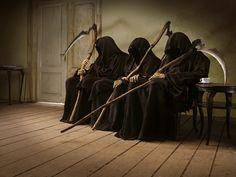 Grim - Reaper Death Logger Wallpapers