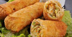 Avec cette recette d'egg rolls maison, vous n'aurez pas à attendre le livreur du resto asiatique.