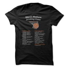 March Madness Drinking Game T Shirts, Hoodie, Tee Shirts ==► Shopping Now!