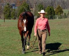 A three-step refresher course on leading will help maintain your horse's good ground manners.