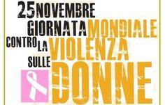 Come ogni anno anche questo 2017 vedrà molti eventi per la giornata internazionale contro la violenza sulle donne