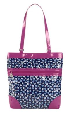 Everything Nice Tote | Vera Bradley in pink SALE $43.50  for my laptop
