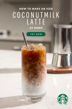Cold Coffee Drinks, Coffee Drink Recipes, Starbucks Recipes, Starbucks Drinks, Dessert Recipes, Dinner Recipes, Desserts, Yummy Drinks, Healthy Drinks