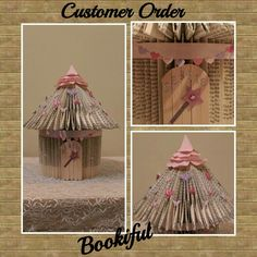 Fairy house made to order £20 +p&p