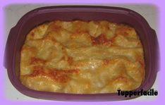 Lasagnes au thon (ultra pro) Tupperware