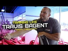 Training with Travis Bagent Day 1 [ Monday / Wednesday ] Wednesday, Training, Website, Youtube, Instagram, Fitness Workouts, Gym, Education, Race Training
