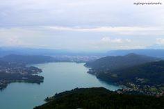 Wörthersee #kärnten #wörthersee #pyramidenkogel #austria River, Outdoor, Heavens, Outdoors, Outdoor Living, Garden, Rivers