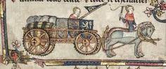 Image result for medieval carts
